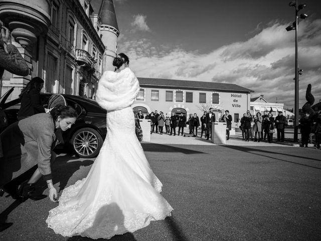 Le mariage de Joris et Perrine à Bourgoin-Jallieu, Isère 10