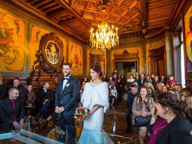 Le mariage de Joris et Perrine à Bourgoin-Jallieu, Isère 12