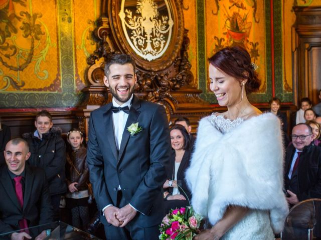 Le mariage de Joris et Perrine à Bourgoin-Jallieu, Isère 13