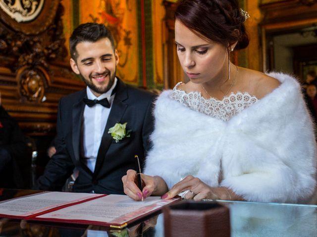 Le mariage de Joris et Perrine à Bourgoin-Jallieu, Isère 14
