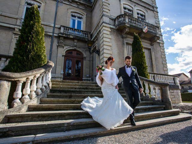 Le mariage de Joris et Perrine à Bourgoin-Jallieu, Isère 15