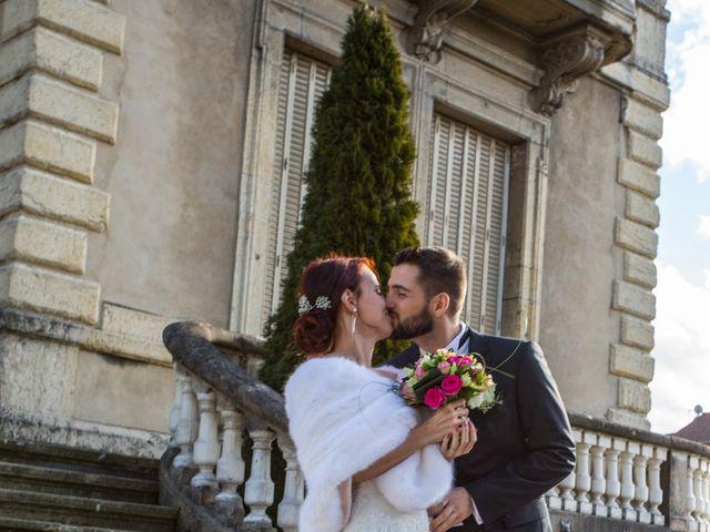 Le mariage de Joris et Perrine à Bourgoin-Jallieu, Isère 16