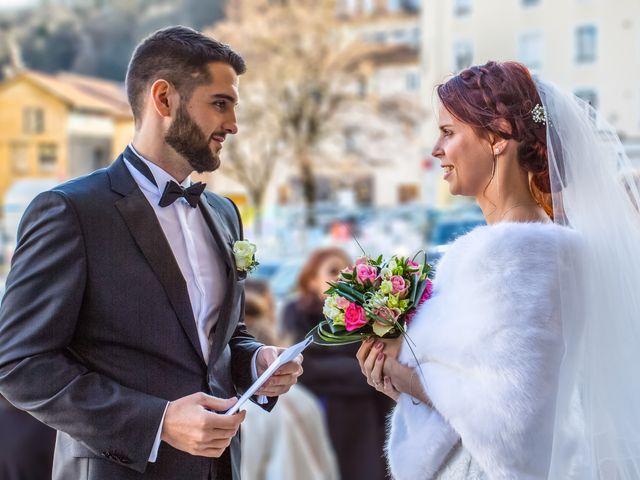 Le mariage de Joris et Perrine à Bourgoin-Jallieu, Isère 18