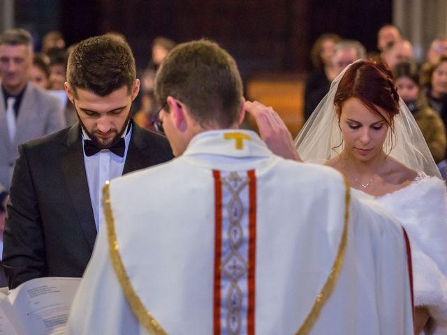 Le mariage de Joris et Perrine à Bourgoin-Jallieu, Isère 19
