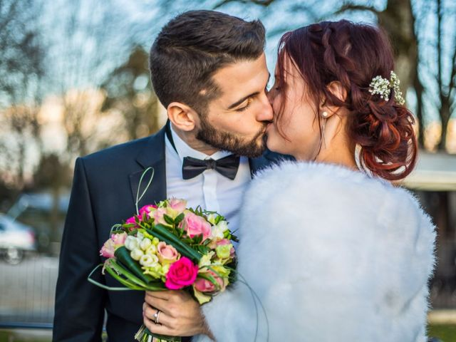 Le mariage de Joris et Perrine à Bourgoin-Jallieu, Isère 23