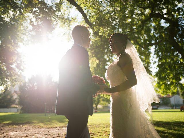 Le mariage de Allison et Adrien à Athis-Mons, Essonne 1