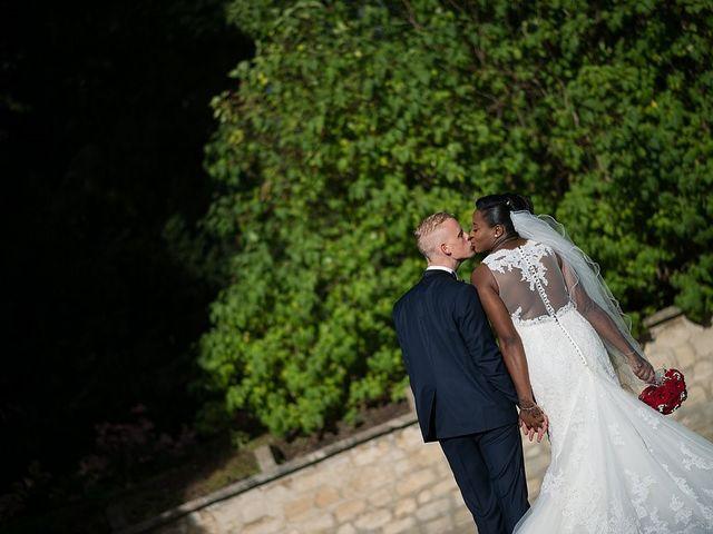 Le mariage de Allison et Adrien à Athis-Mons, Essonne 2