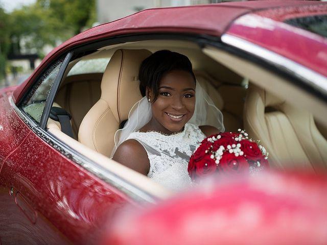 Le mariage de Allison et Adrien à Athis-Mons, Essonne 5