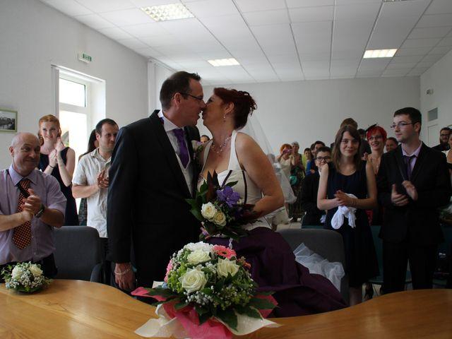 Le mariage de Anne et Alain à Lasbordes, Aude 12