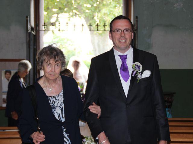 Le mariage de Anne et Alain à Lasbordes, Aude 14