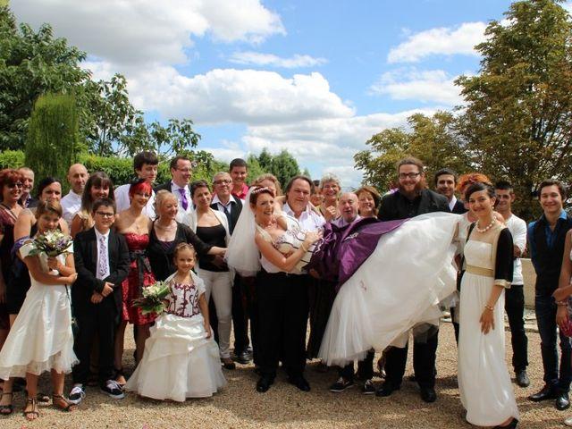 Le mariage de Anne et Alain à Lasbordes, Aude 13