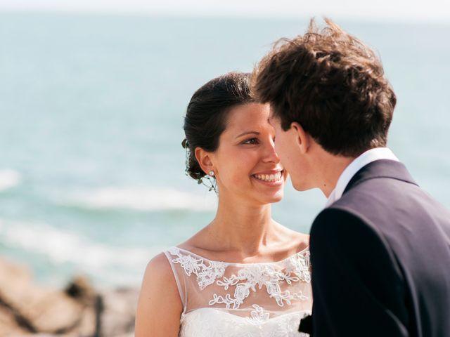 Le mariage de Pierre et Clémentine à La Baule-Escoublac, Loire Atlantique 56