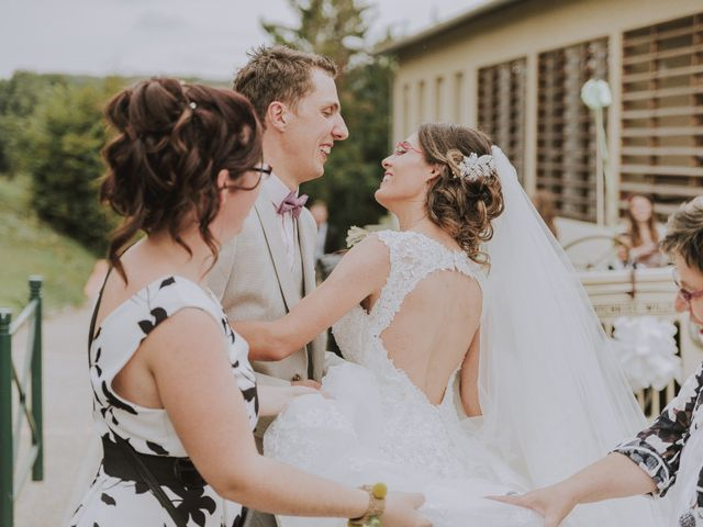 Le mariage de Ludovic et Dorianne à Roquefort, Lot-et-Garonne 2