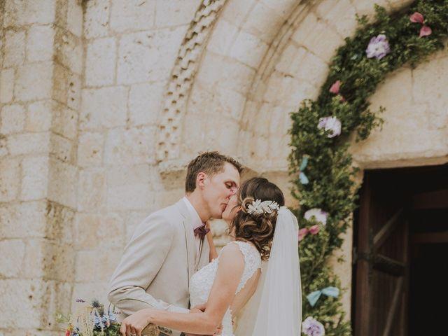 Le mariage de Ludovic et Dorianne à Roquefort, Lot-et-Garonne 10
