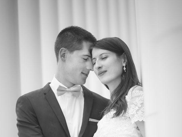 Le mariage de Florent et Manon à Metz, Moselle 3