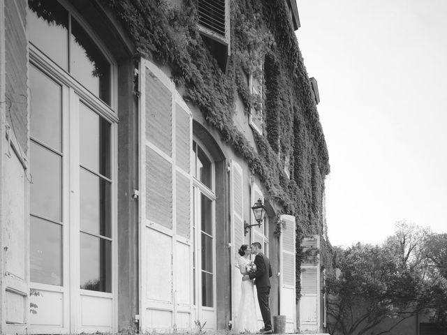 Le mariage de Florent et Manon à Metz, Moselle 7