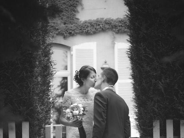 Le mariage de Florent et Manon à Metz, Moselle 11