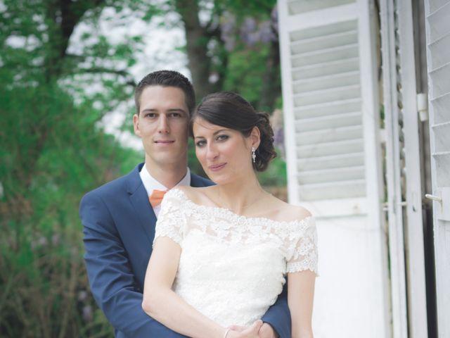 Le mariage de Florent et Manon à Metz, Moselle 19