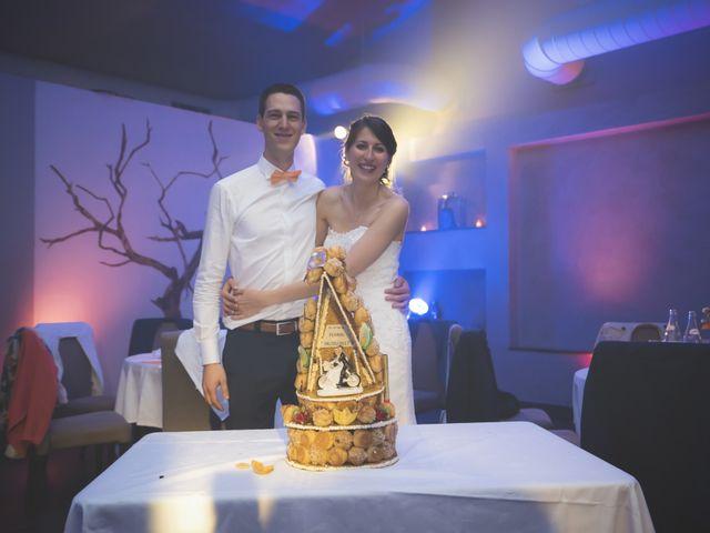 Le mariage de Florent et Manon à Metz, Moselle 49
