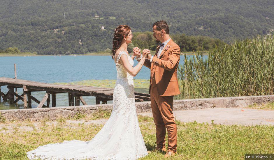 Le mariage de Marc-Antoine et Marine à Nances, Savoie