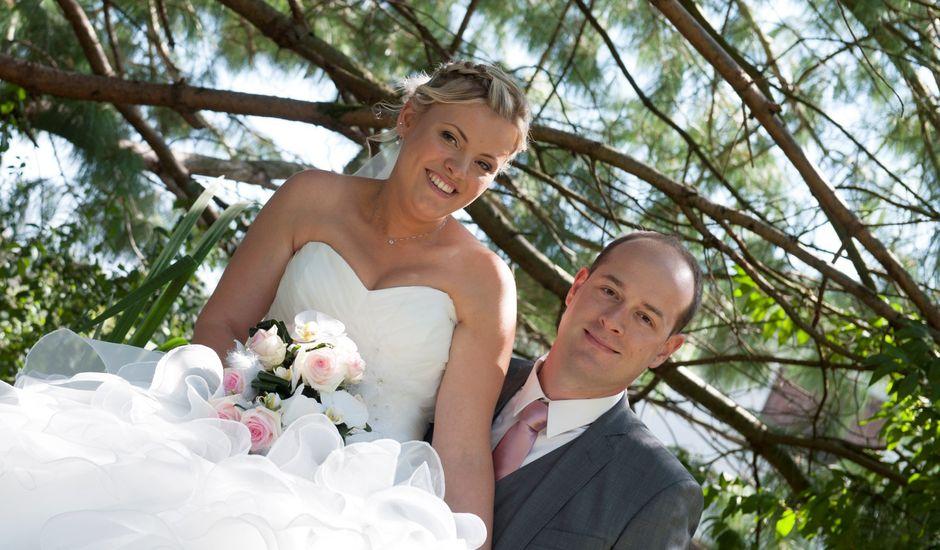 Le mariage de Benjamin et Isabelle à L'Isle-sur-le-Doubs, Doubs