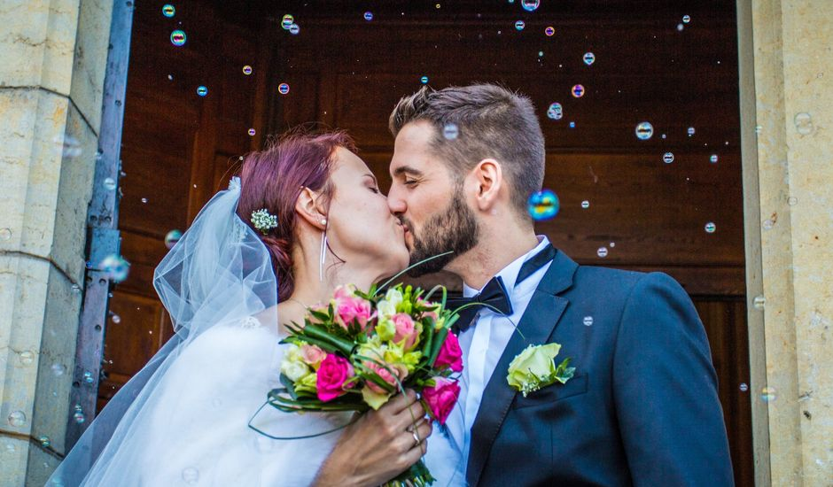 Le mariage de Joris et Perrine à Bourgoin-Jallieu, Isère