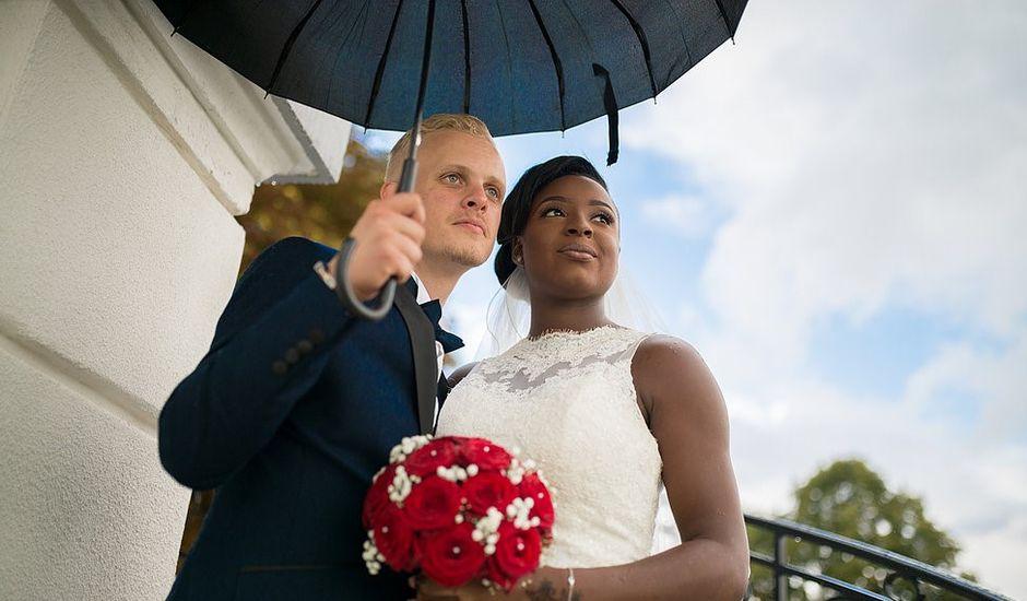 Le mariage de Allison et Adrien à Athis-Mons, Essonne