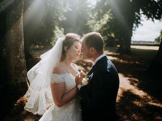 Le mariage de Charlène et Anthony