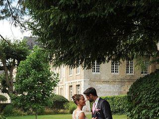 Le mariage de Audrey et Thomas 1