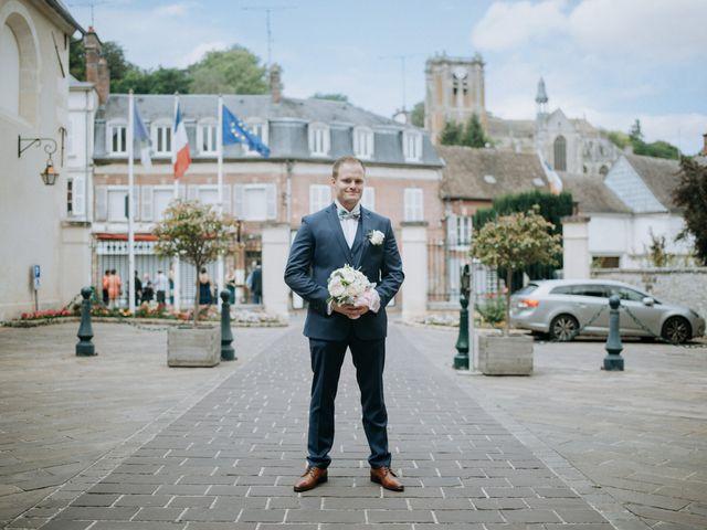 Le mariage de Anthony et Charlène à Lyons-la-Forêt, Eure 1