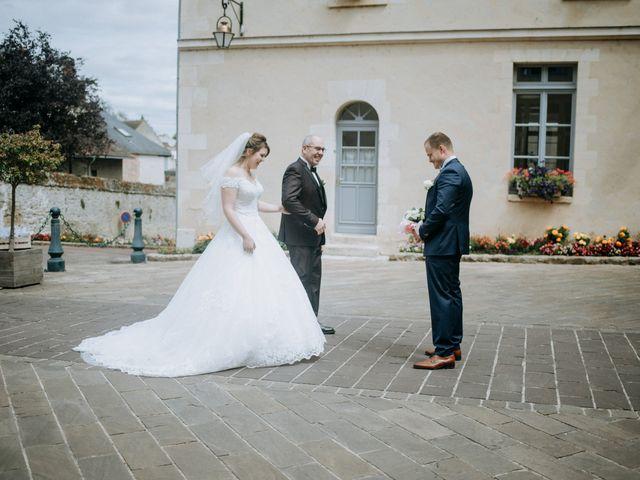 Le mariage de Anthony et Charlène à Lyons-la-Forêt, Eure 2