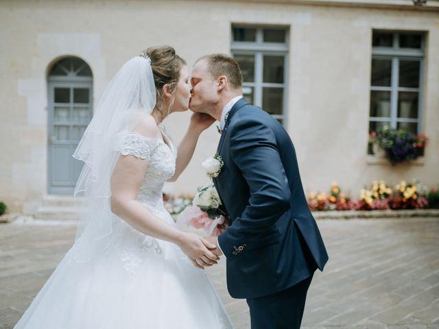 Le mariage de Anthony et Charlène à Lyons-la-Forêt, Eure 3