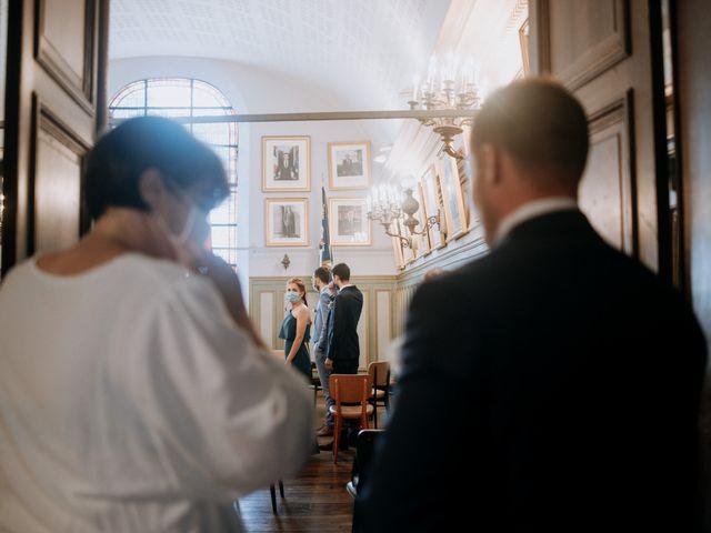 Le mariage de Anthony et Charlène à Lyons-la-Forêt, Eure 5