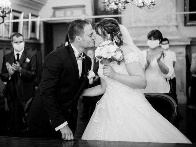 Le mariage de Anthony et Charlène à Lyons-la-Forêt, Eure 6