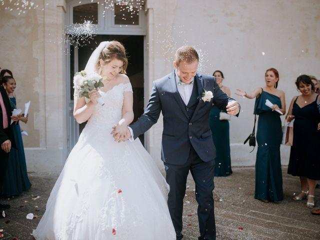 Le mariage de Anthony et Charlène à Lyons-la-Forêt, Eure 7