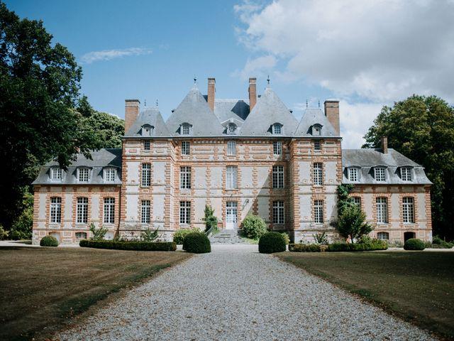 Le mariage de Anthony et Charlène à Lyons-la-Forêt, Eure 8
