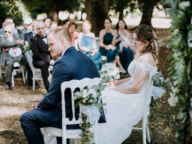 Le mariage de Anthony et Charlène à Lyons-la-Forêt, Eure 21