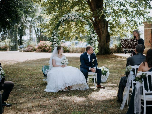 Le mariage de Anthony et Charlène à Lyons-la-Forêt, Eure 26