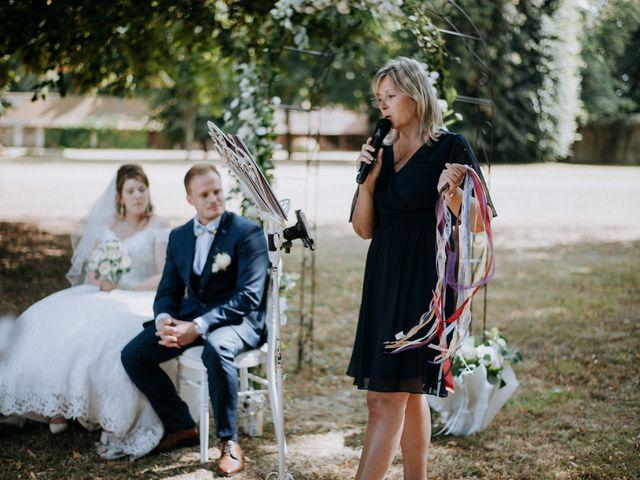 Le mariage de Anthony et Charlène à Lyons-la-Forêt, Eure 27