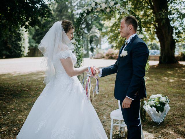 Le mariage de Anthony et Charlène à Lyons-la-Forêt, Eure 30