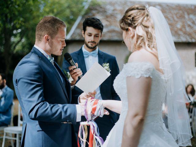 Le mariage de Anthony et Charlène à Lyons-la-Forêt, Eure 35