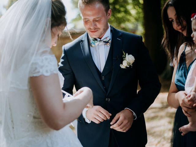 Le mariage de Anthony et Charlène à Lyons-la-Forêt, Eure 40
