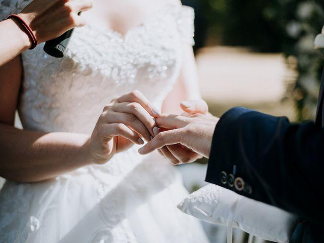 Le mariage de Anthony et Charlène à Lyons-la-Forêt, Eure 41
