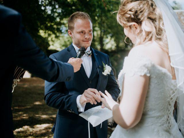 Le mariage de Anthony et Charlène à Lyons-la-Forêt, Eure 42