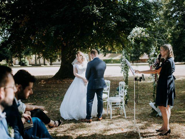Le mariage de Anthony et Charlène à Lyons-la-Forêt, Eure 43