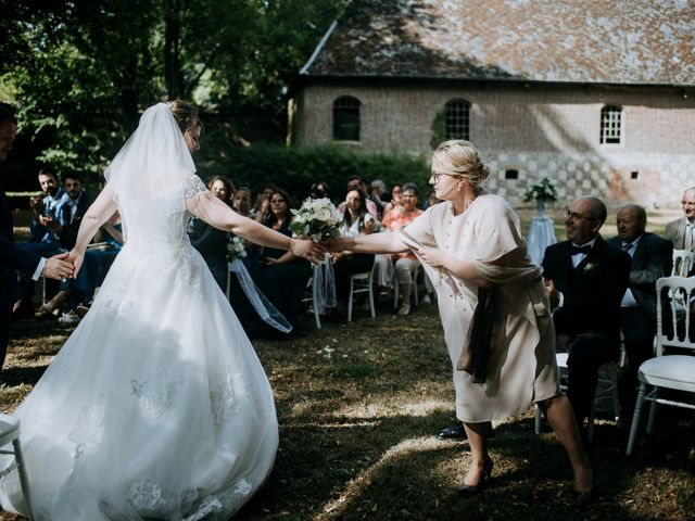 Le mariage de Anthony et Charlène à Lyons-la-Forêt, Eure 45
