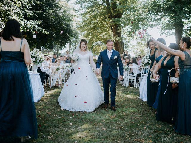 Le mariage de Anthony et Charlène à Lyons-la-Forêt, Eure 47