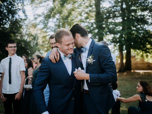 Le mariage de Anthony et Charlène à Lyons-la-Forêt, Eure 52