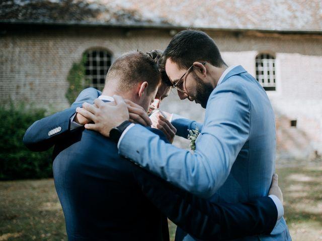 Le mariage de Anthony et Charlène à Lyons-la-Forêt, Eure 53