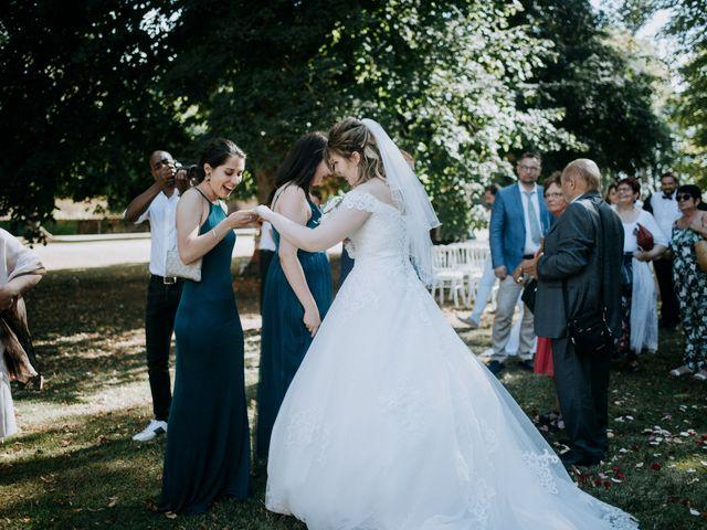 Le mariage de Anthony et Charlène à Lyons-la-Forêt, Eure 54